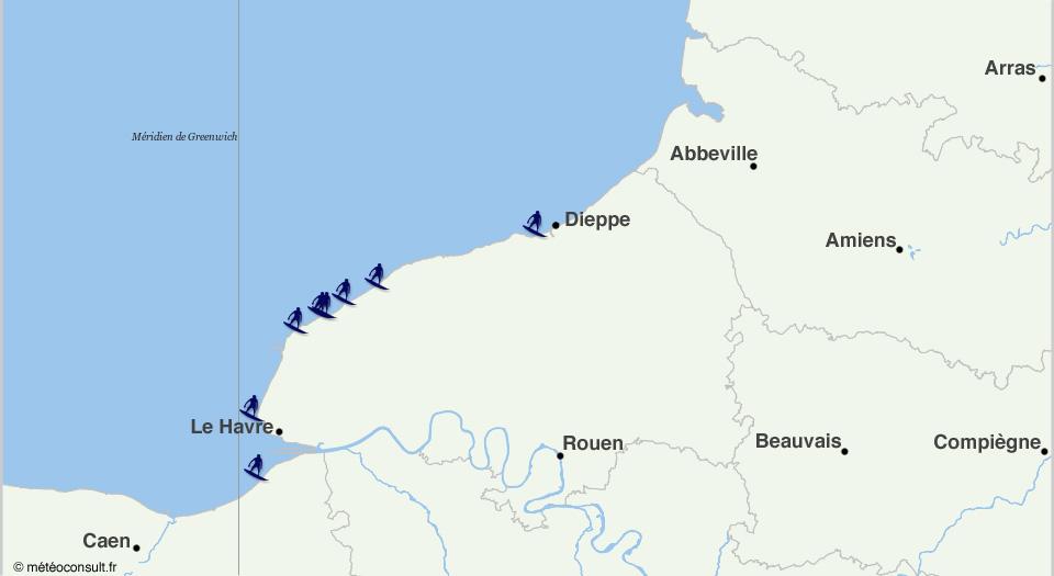 M T O Marine Seine Maritime 76 Pr Visions Meteo Marine Gratuite 14 Jours
