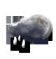 Très nuageux avec possibilité de foyers orageux.