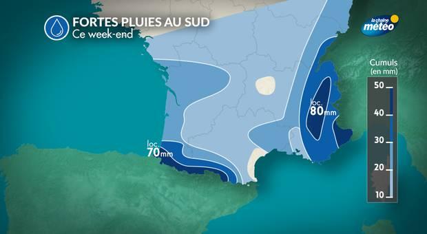 Pluies et inondations : les Alpes-de-Haute-Provence et les Hautes-Alpes en alerte orange