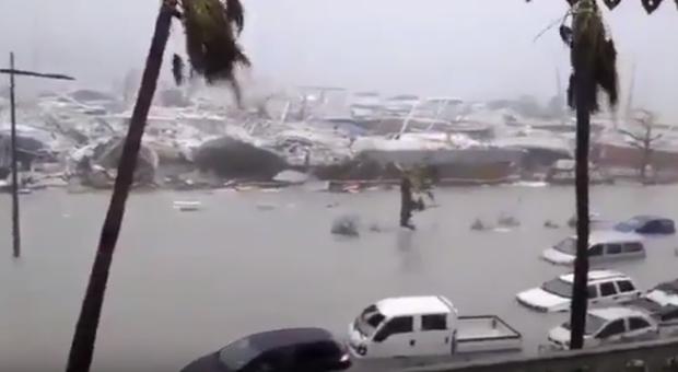 Ouragan Irma - Les touristes priés d'évacuer les îles Keys en Floride