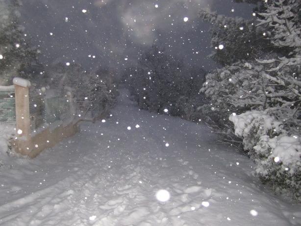 Tempête de neige en Europe Centrale demain