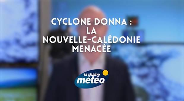 Le cyclone Donna s'apprête à frapper la Nouvelle-Calédonie