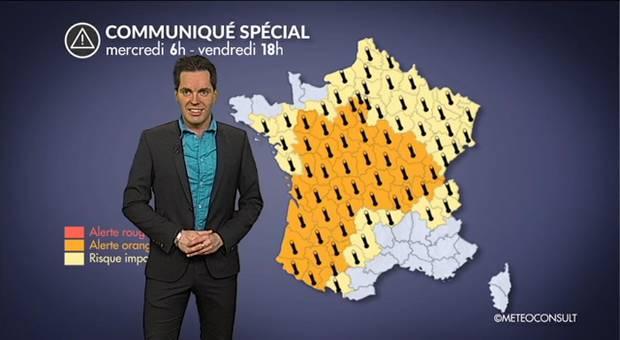 Record de chaleur en France depuis…